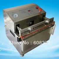 Free shipping,bag length 450MM, 110V /220V outside vacuum sealer,plastic bag vacuum packaging sealing machine