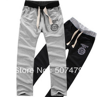 2014 Spring and Autumn Hot-selling Men's Sports Pants Loose Casual Cotton Trousers