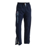 Canterbury Men mens ugly trackpant applique embroidered trousers single-row embroidered
