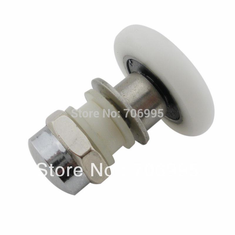 Dikte Afvoer Badkamer ~ 26mm douche schuifdeur roller rvs roller wiel(China (Mainland))