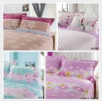 Pillowcases home textile envelope-type twill print cotton pillow cover pillow case pillowcase wholesale retail free shipping