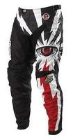 NEW 2013 TROY LEE DESIGNS TLD GP CYCLOPS MX DIRT BIKE PANTS BLACK ALL