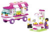 Sluban Building Block Set 3D Enlighten Construction Brick Toys Educational Block toy for Children