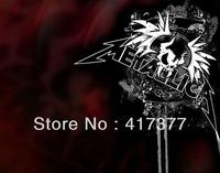 New Metallica Thrash Heavy Metal with Bone Head Plastic Case for iPhone 4 4G 4S 5 5G 5S 5C