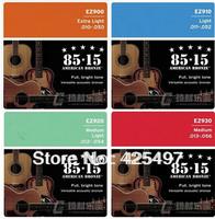 Freeshopping ez900 910 920 930 ACOUSTIC  Electric Guitar Strings 010-050