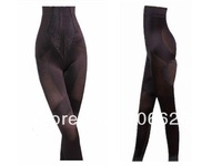 Slim high rise lace mesh anti-roll body slimming trousers Body Shaper shaping pants Body-Pants Stockings Leggings L113
