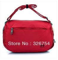 Free shipping nylon leisure bag Mummy bag large shoulder bag Messenger bag lightweight ipad