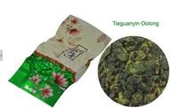 10 Kinds Flavors 100g Chinese tea -Tieguanyin Dahongpao Oolong tea Ginseng Wulong Jasmine Black green tea Ripe puer Raw Puer tea