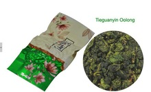 10 Kinds Flavors 100g Chinese tea Tieguanyin Dahongpao Oolong tea Ginseng Wulong Jasmine Black green tea