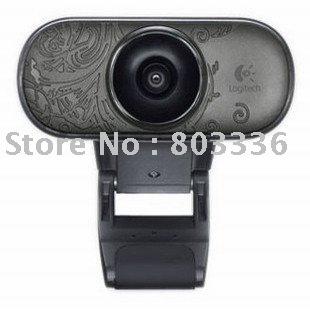 Original Logitech C210 Webcam with Microphone 1.3 MP, Free Shipping!(China (Mainland))