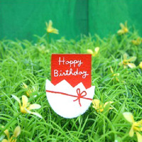 Eggshell gift birthday cake eggshell cake decoration 5