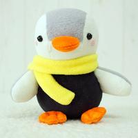Akkadian handmade the ocean baby toy dolls penguin plush toy doll little penguin dolls