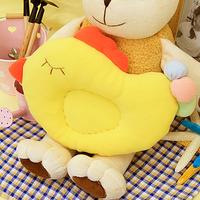 Handmade materials fabric material diy kit fabric handmade patchwork baby the chicken baby shaping pillow