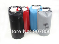sealing bags bucket bag waterproof dry bag  swimg drifting sand bags 5L