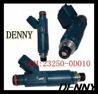 Free shipping TOYOTA Fuel Injector OEM# 23250-0D010 23209-0D010