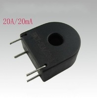 Free shipping 10pcs/lot 20A/20mA micro precision current transformer wholesale