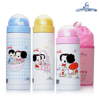 Sports bottle vacuum cup de1 de2 de3 de4 child vacuum cup cold water