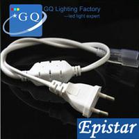 3528 led power plug LED strip 110V120V 220V 230V 240v  Waterproof string ribbon bundle Christmas Xmas ribbon tape lighting lamp