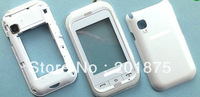 Free shipping retail mobile phone housing for samsung C3300 C3303 C3300K, cover for samsung C3300 C3303 C3300K