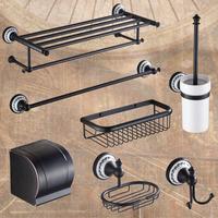 2014 time-limited seconds kill copper black antique ceramic series towel rack bathroom accessories bundle american combination