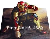 Retail Avengers marvel iron man 3 Repulsor Hand USB Flash Drives with LED Flash Light pen drives memory +Free shipping