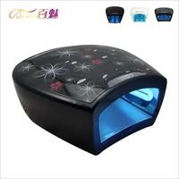 Free shipping Nail art supplies finger tool nail art light therapy machine ultraviolet uv lamp nail art