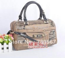 wholesale zebra messenger bag