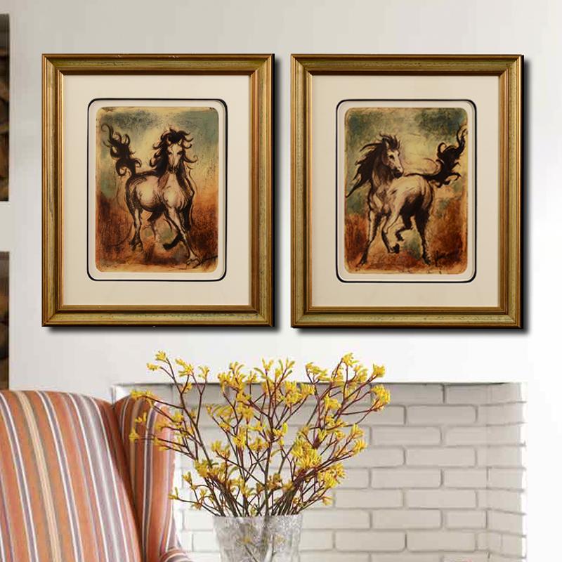 High quality fashion painting core box decorative painting paintings(China (Mainland))