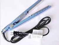 ( No package box Hair Straightening Flat Iron 1 1/4 Hair Care straightening  Drop ship 1pc
