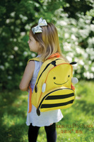 Free Shipping Mini Oxford Cute Kid Children Backpack Zoo Cartoon Animal Toddlers Backpacks School Bags For Children School Bag