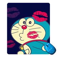 01 Cartoon dorae-mon Mouse Mat