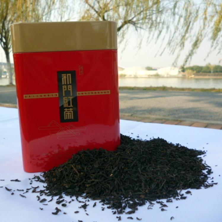 2015 Time-limited Hot Sale New Loose Qs Keemun Black Tea In Arma De Pressao Food Da Hong Pao Keemun Black Tea Broken 227g(China (Mainland))