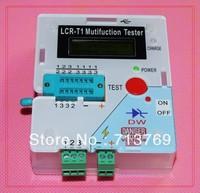 Transistor Tester Capacitor ESR Inductance Resistor Meter Mosfet Diode + Battery
