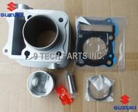 BIG BORE Barrel Cylinder Piston Kit 150cc 62mm for SUZUKI GS125 GN125 EN125 GZ125 DR125 TU125 157FMI