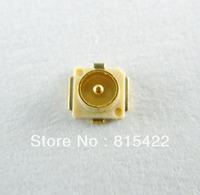 100pcs IPX U.FL RF Coaxial Connector SMD SMT solder PCB Mount Socket Jack female