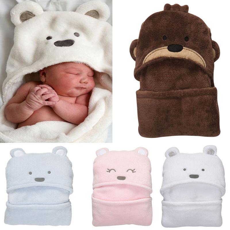 Baño Para Jardin Infantil: infantil Kids baño Wrap Robe niño de tamaño en Bath Towels de Casa