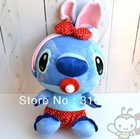 J1  Super cute hot sale plush toy doll mini Stitch interstellar stuffed toy baby loves most 20cm 1pc
