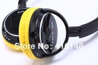 B-380 New Stereo headset wireless bluetooth headphone with MIC Support Calling TF Card/FM/MP3 Play 6 Colors Headphone