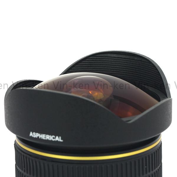 Aspherical Lens Canon Aspherical Fisheye Lens