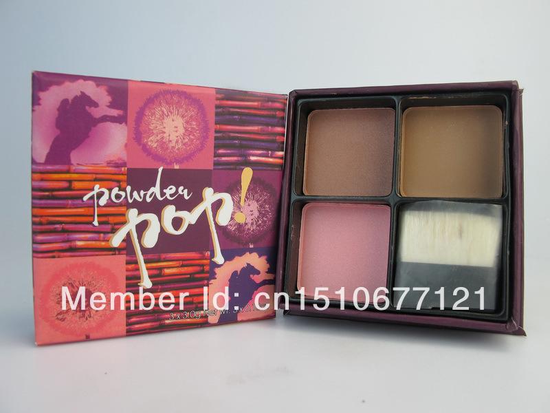Brand Makeup Powder Pop