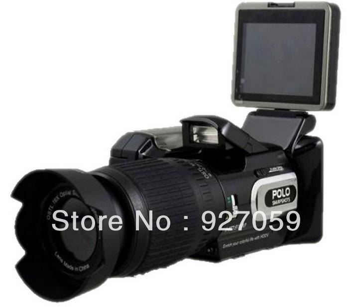 HD9100 HD camcorder uses 16 million pixels 16x telephoto, wide-angle digital camera DV(China (Mainland))