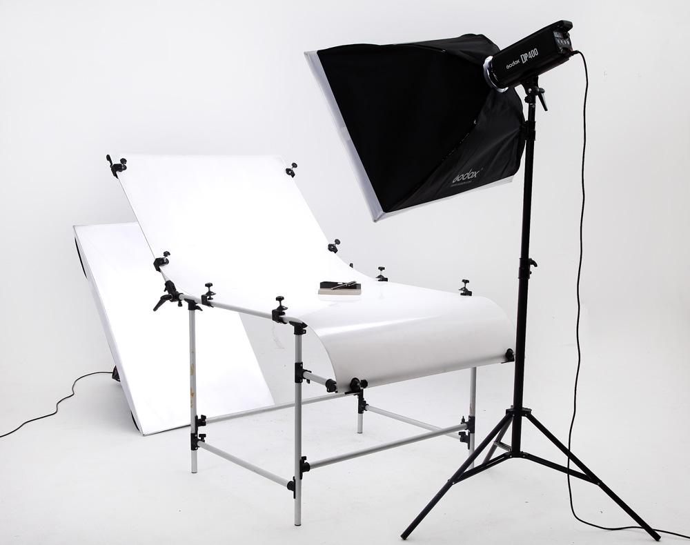 godox dp400w studio flash 2 photography light set photographic equipment(China (Mainland))