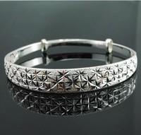 Pure silver platinum s925 mantianxing bracelet anti-allergic 3