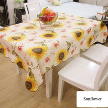 popular pvc free tablecloth