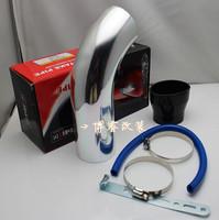 Free Shipping aluminum intake manifold Universal / inlet guide tube / intake elbow