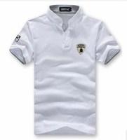 2014 Simple Fashion Summer Men's Shirt,Casual slim fit Short Sleeve Shirt Free Shipping Plus Size M-XXXL