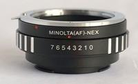Mount Adapter For Sony Alpha Minolta AF to NEX E NEX3 NEX5 NEX6 NEX7 MA-NEX
