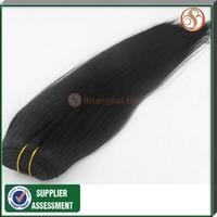 AAAAA Human Hair  Malaysian Straight virgin Hair1pcs lot 100G/PCS Unprocessed Malaysian Hair Natural Color Shipping Free Via DHL