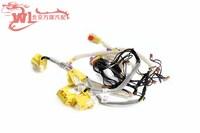 VW Tiguan Golf 6 MK6 Jetta MK5 Passat B6 CC Multifunction Steering Wheel Airbag Wires Cable 5K0 971 584C