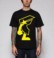 Famous  toy cartoon brief lilliputian hip-hop t-shirt hiphop dancer t-shirt  skateboard shirt dgk pyrex shirt 2014
